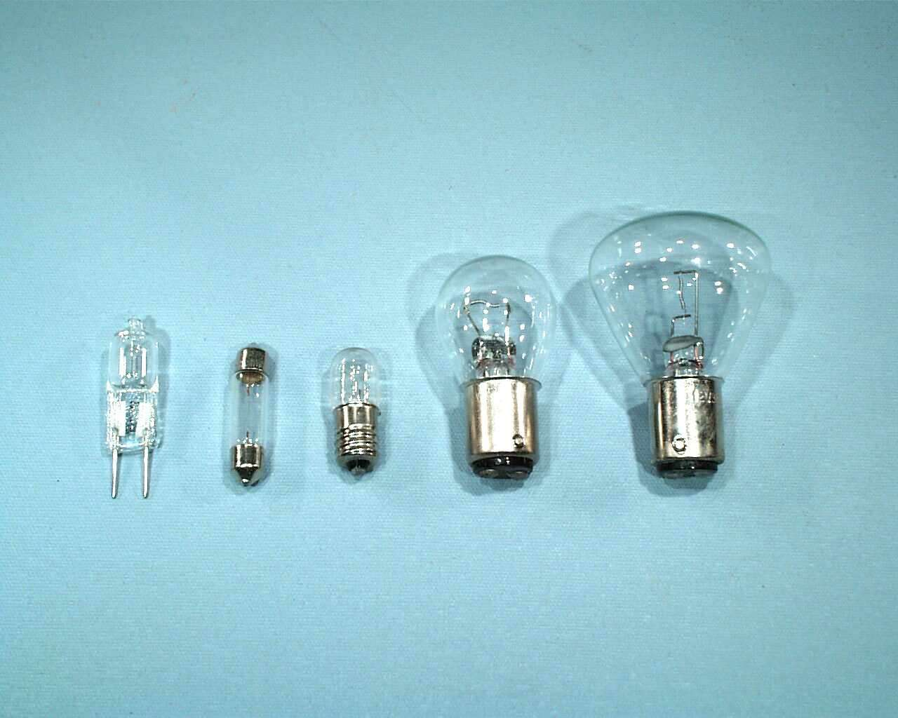Low Voltage Lamps